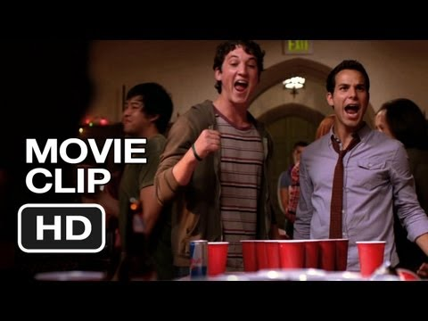 21 and Over Movie CLIP - Pong (2013) - Comedy Movie HD