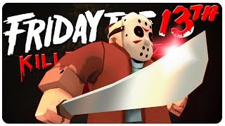 Free Game - JASON IS BACK! | Friday the 13th Killer Puzzle Gameplay (PC | iOS | Android)