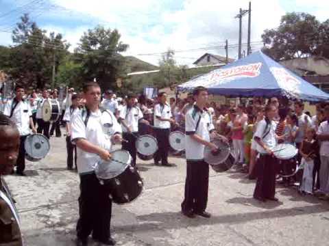 banda musicomarcial I. E. PIO XI (La Union, Antioquia)