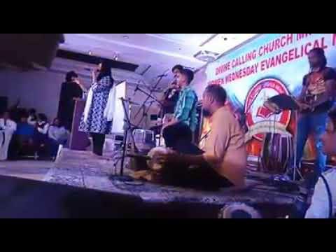 Zeeshan Khan & Tamina Tariq & Drum Play Sunny Khan   Bless Full Meeting 👍part 1 0331 5085633