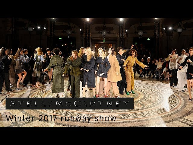 The Stella McCartney Winter 2017 Show