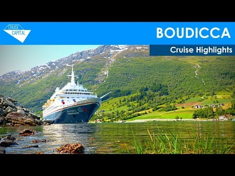 Fred. Olsen's Boudicca Cruise Highlights (9th - 18th June 2019)