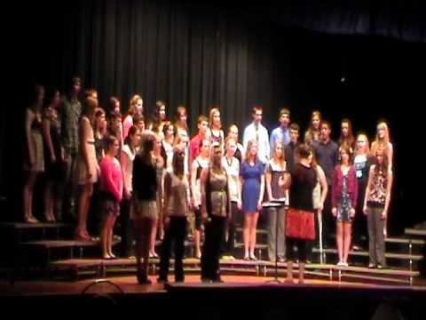 CITY CALLED HEAVEN sang by Kee High School Choir