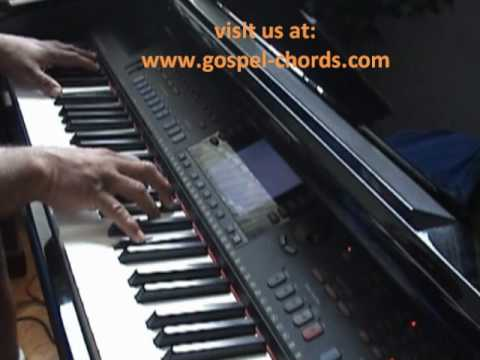 Gospel Piano Lessons - YouTube