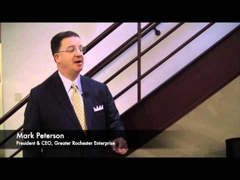 Mark Peterson - Greater Rochester Enterprise