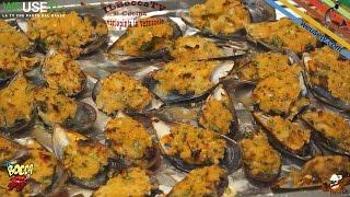 242 - Cozze gratinate...cosi buone mai mangiate! (antipasto a base di pesce buono facile e veloce)