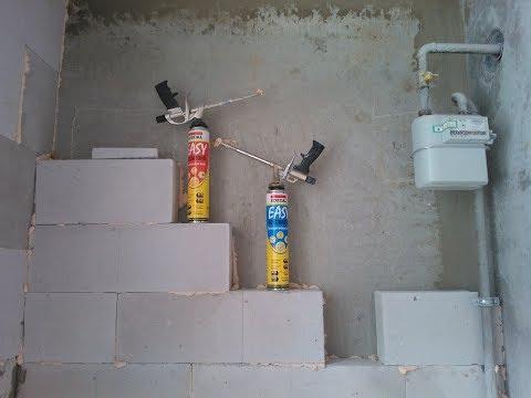 Начало ремонта в панельном доме