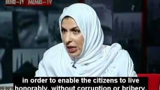كلام قوي جدا وجريء من الأميرة بسمه بنت سعود