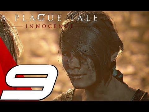 A Plague Tale Innocence - Gameplay Walkthrough Part 9 - Nicholas Boss Fight (Full Game)
