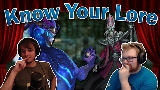 Lore Trivia Show - Know Your Lore (ft. HuzzyGames)