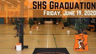 SHS Graduation 2020: Friday, June 19, 2020