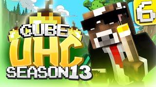 Minecraft Cube UHC Season 13 - TEAMING AGAINST FULL DIAMOND - Episode 6 ( Minecraft Ultra Hardcore )