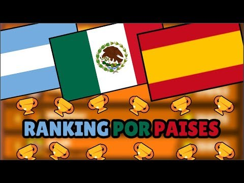 ¿¿QUE A PASADO EN LOS RANKING?? | ESPAÑA, MEXICO, ARGENTINA.....