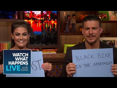Jax Taylor And Brittany Cartwright Play The NearlyweDD Game  WWHL