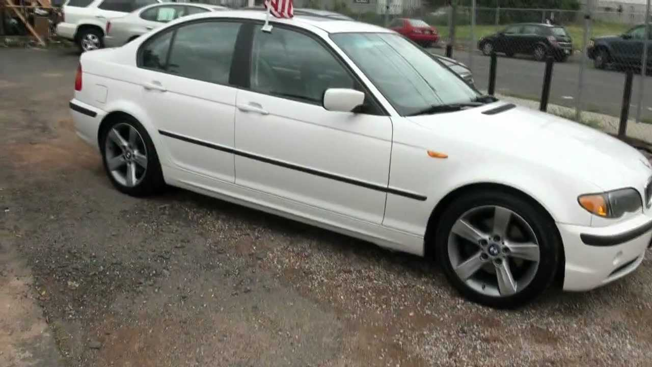 2003 Bmw 3 Series 325xi Sedan Awd Youtube
