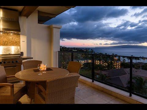 Wailea Beach Villas Penthouse 503 | Wailea, Maui | MLS