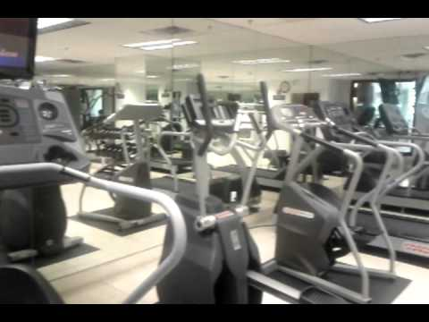 Gym at the Mayfair Hotel & Spa