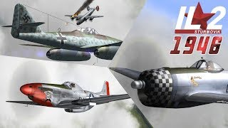 IL-2 1946: Battle over Germany Multiplayer Mission