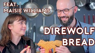 Download Binging with Babish: Direwolf Bread from Game of Thrones (feat. Maisie Williams) Mp3 and Videos