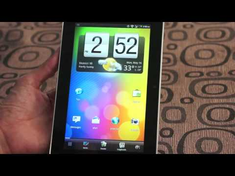 Tinhtevn - Trên tay HTC Flyer