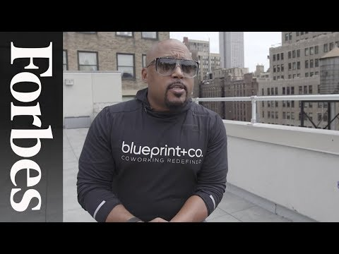 How Daymond John Designed A Coworking Space For High-Profile Startups | Forbes