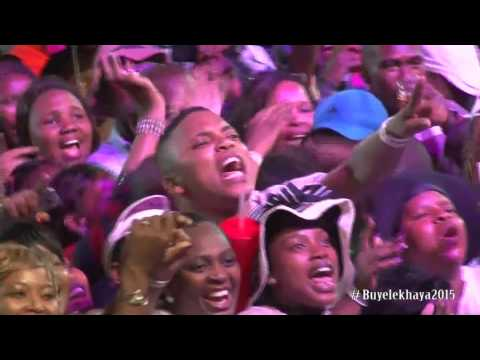 2015 Buyel' Ekhaya Music Festival Highlights
