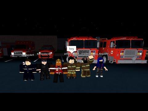 Partner Patrol - Ep. 1 - Odessa Fire Rescue | Roblox