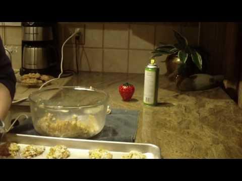 Paleo Grandma's Corn Flake Coconut Macaroons