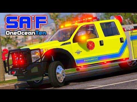 SA'F #72 - Mirror Park Fire Department! | GTA V RP