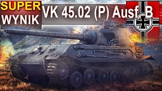 VK 45.02 (P) Ausf. B - ten to potrafi odbić :) - World of Tanks