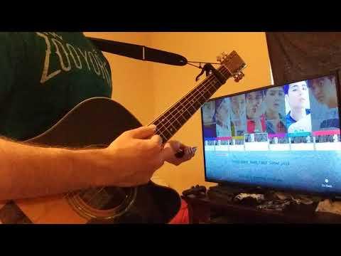 아이콘 (iKON) '줄게 (Just For You)' Acoustic Guitar/Chords Tutorial