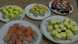 Готовим домашние роллы просто и вкусно | мои любимые рецепты домашних ролл