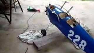 7 Cylindres en etoile 4 temps 70 cc