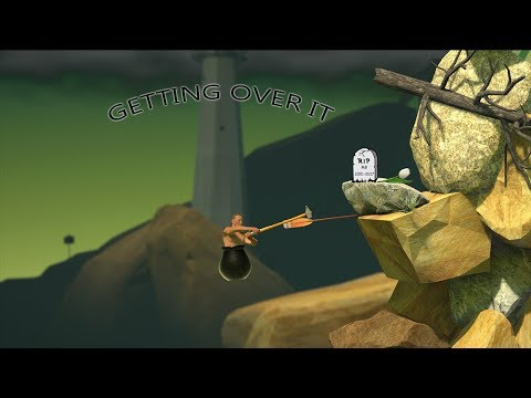 getting over it | first signs of evil