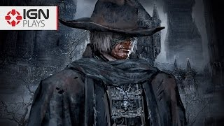 Bloodborne Bosses are Really Hard on New Game Plus - IGN Plays
