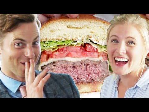 Home-Cooking Vs. $45 Burgers