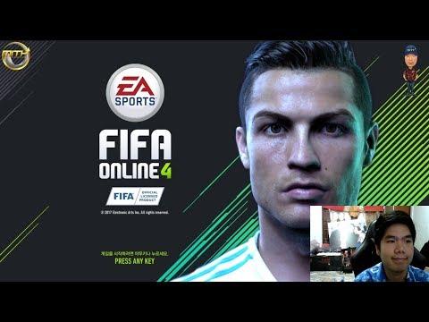 FIFA ONLINE 4 ยิงไกลมันสะใจจริงๆ เอนจิ้นนี้ มีแต่ลูกสวยๆ 4 1 1 4