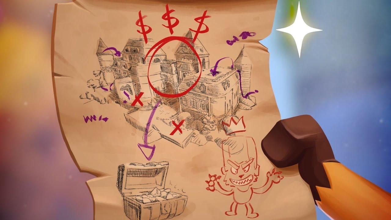 Zooba Animations - Invaluable Treasure