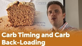 Low Carb Diets - Carb Timing - Carb Back-Loading