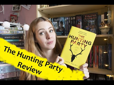 The Hunting Party - Review ❄ I WITH AND WITHOUT SPOILERS