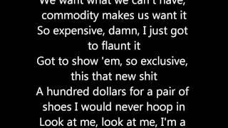 Repeat youtube video Macklemore Ft. Ryan Lewis Wings Lyrics (HQ)