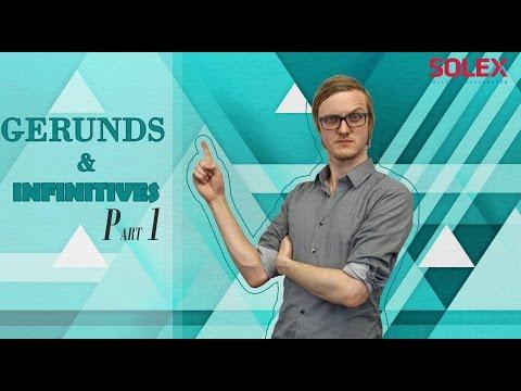 Gerunds and Infinitives   English Language: Grammar
