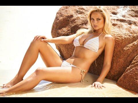 Genevieve Morton for WorldSwimsuit.com