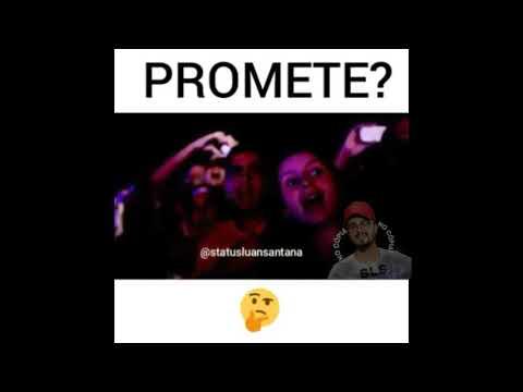 Status Luan Santana | (Promete?)
