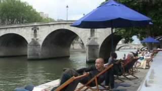 """Paris a rencontré la Seine (extrait de 4'41"""")"""