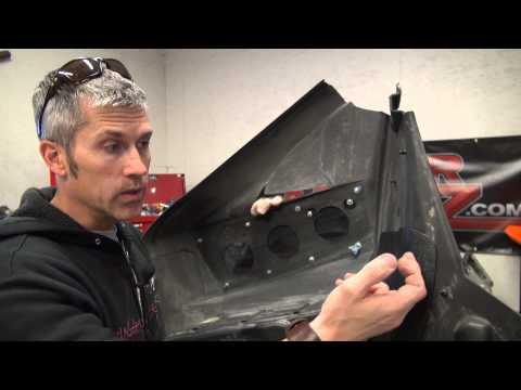 SLP High Flow Intake Kit install on a ski-doo rev, First Place parts!