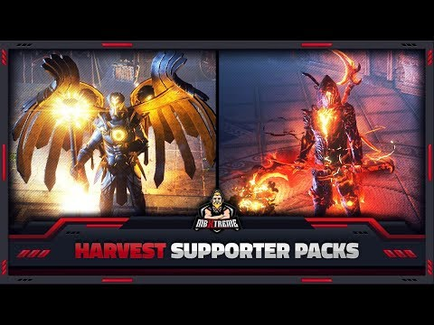 [PATH OF EXILE] – HARVEST LEAGUE – SUPPORTER PACKS SHOWCASE