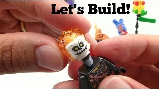 LEGO Spider-Man: Ghost Rider Team-up 76058 Let's Build!