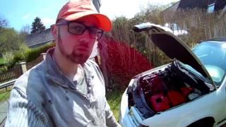 Jak sundat přední nárazník, podběh a blatnik u Škoda Octavia