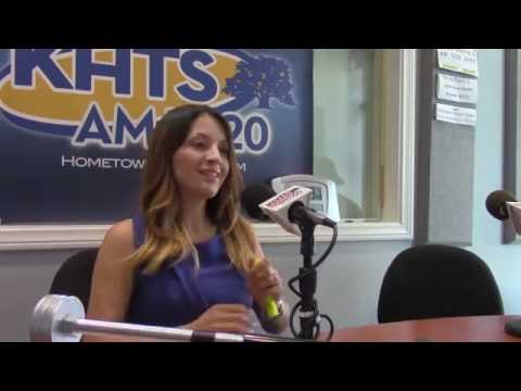 California Credit Union with Silvia Felix (June 9, 2016) KHTS - Santa Clarita